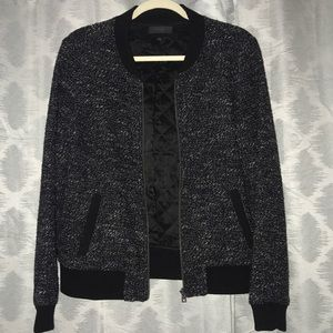 J.Crew Wool Bomber Jacket